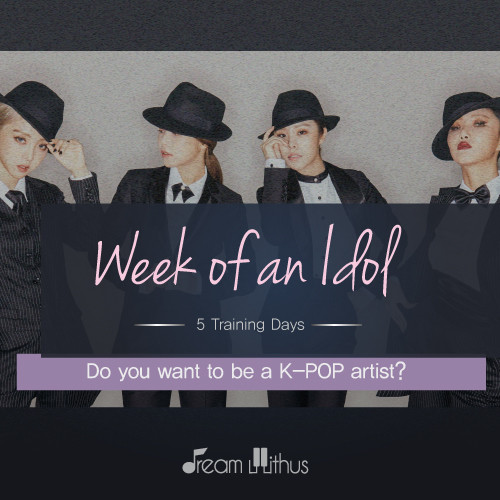 WEEK OF AN IDOL