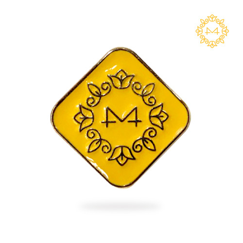 [MAMAMOO] YELLOW FLOWER BADGE