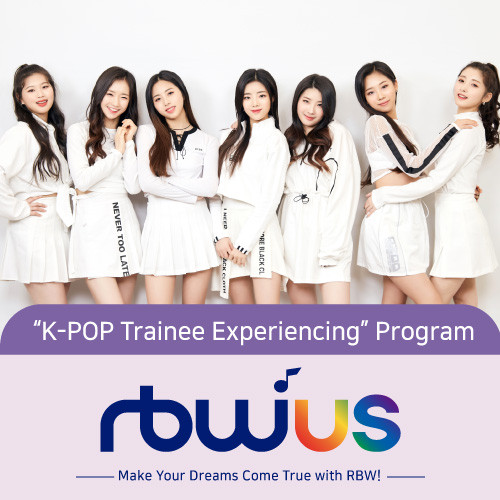 """K-POP Trainee Experiencing"" Program"