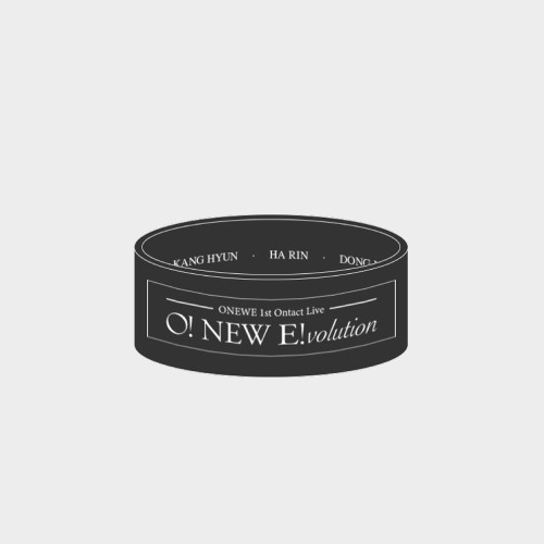 [ONEWE] O! NEW E!volution SILICON BAND