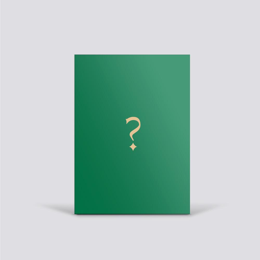 [MAMAMOO] TRAVEL - Light green